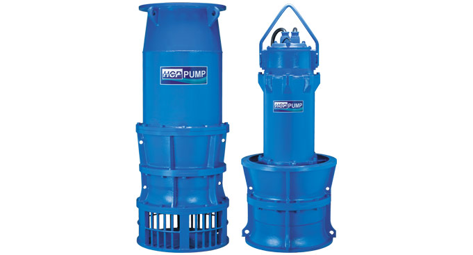 HCP pumps hcp la type