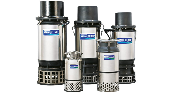 HCP pumps hcp l type