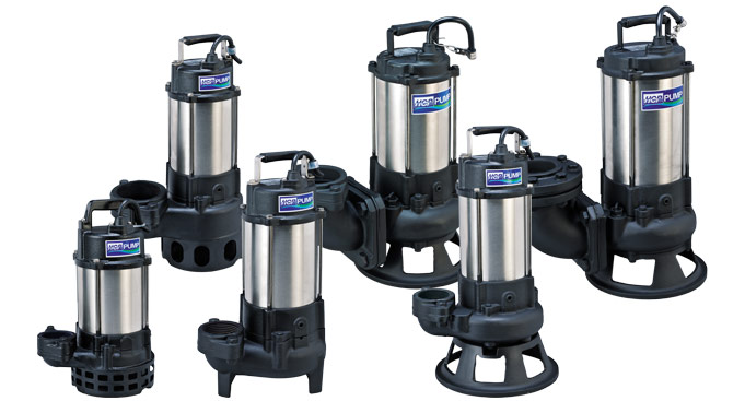 HCP pumps hcp F type